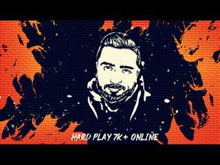 HARD PLAY - 7К+ онлайн (remix by Cemile Elun)