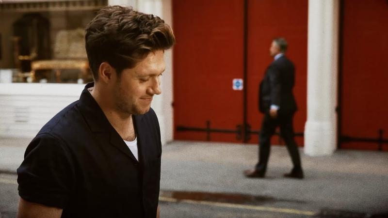 Niall Horan Nice To Meet Ya Behind The Scenes Shazam to Unlock