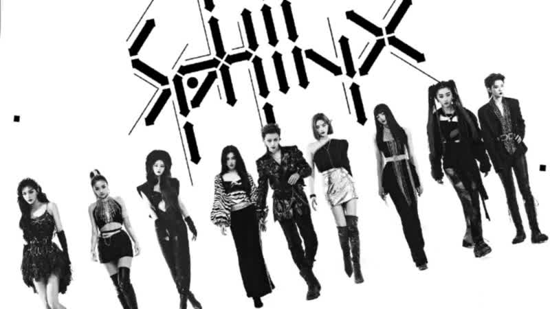THE9 SPHINX FIRST EP AUDIO FULL VERSION