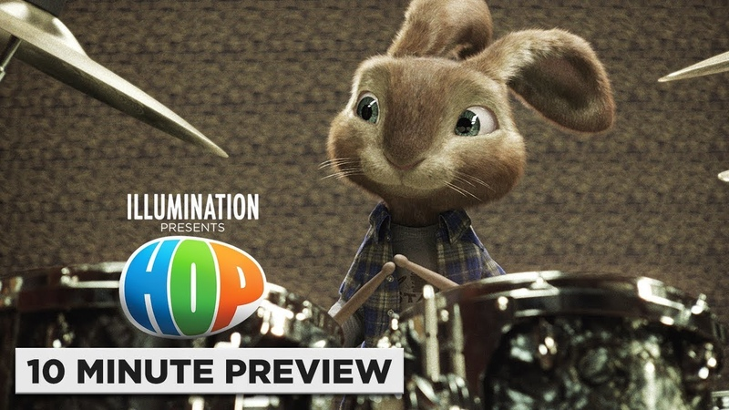 Hop | 10 Minute Preview | Film Clip | Now on Blu-ray, DVD Digital