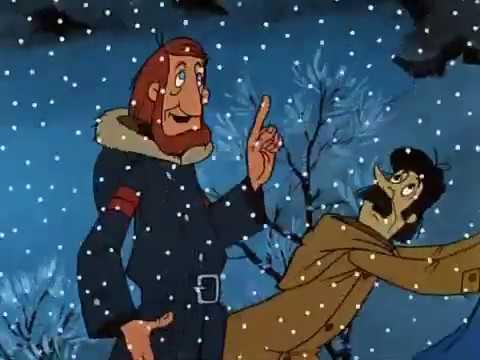 Žiema Rūgpienių kaime 3 serija