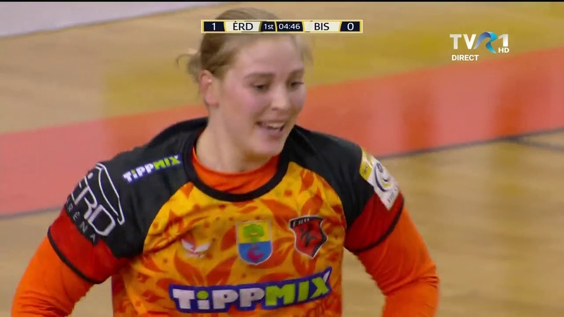 Cupa EHF Érd NK CS Gloria 2018 Bistrița Năsăud