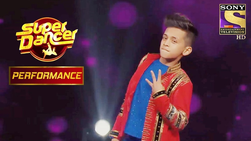 Akshit On Fire With His Super Moves On Pehli Baar Super Dancer Chapter 3