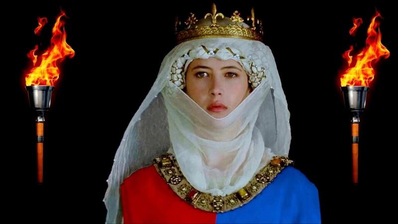 Изабелла Французская королева Англии жена Эдуарда 2 дочь Филиппа 4 Красивого