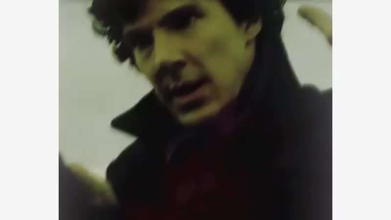 Sherlock x moriarty vine