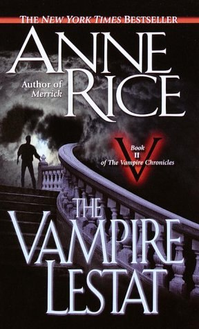The Vampire Lestat is the second book in Vampire Chronicles