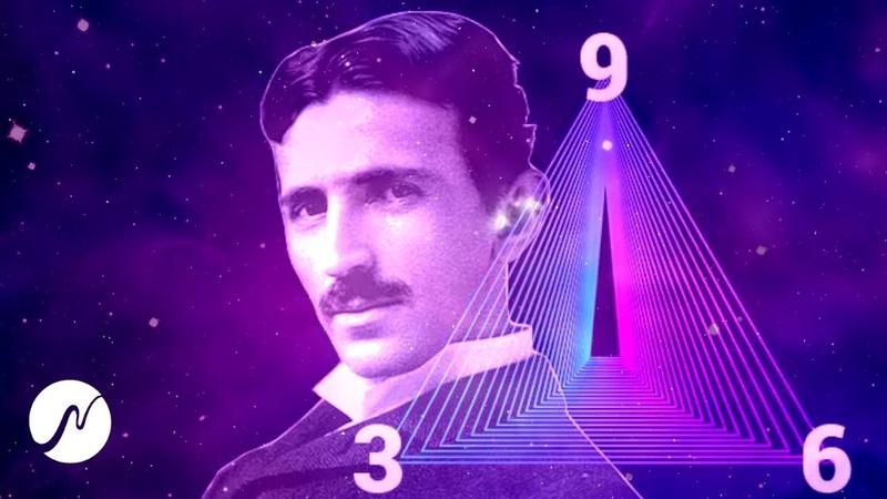 Der Schlüssel zum Universum Tesla Code 369 Hz 200 000 Abonnenten Special