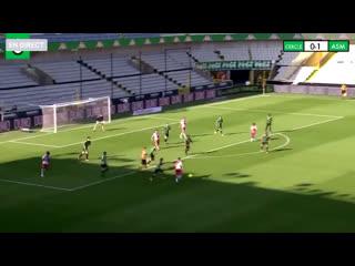 Серкль Брюгге 0:2 Монако. Гол Головина