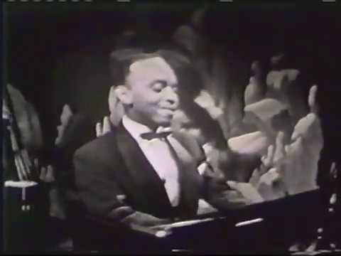 Don Shirley plays How High The Moon 1955 TV program