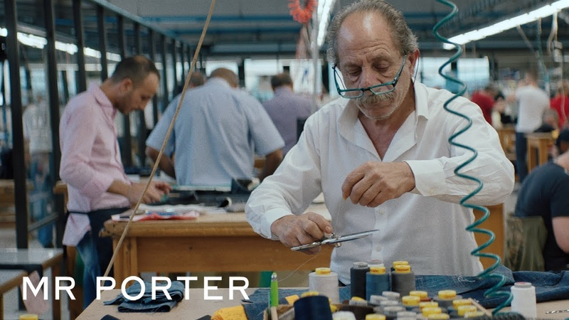Kiton The Three Pillars Of Handmade Excellence MR PORTER Шикарная озвучка