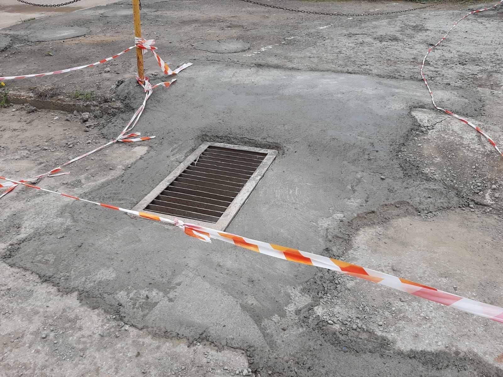 Московская 109. Ремонт и восстановление гидроизоляций вокруг