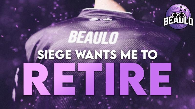 Siege wants me to retire... - Rainbow Six Siege