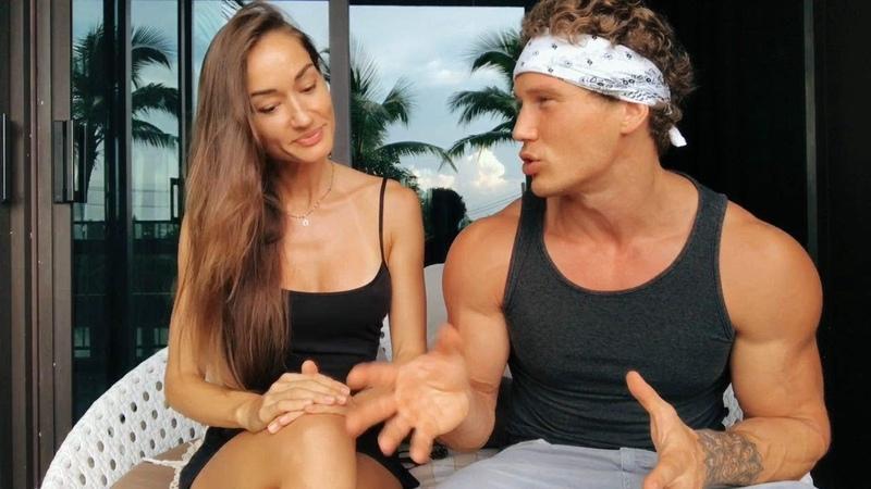 Наш Raw Vegan рацион Сыроедение и тренировка ног