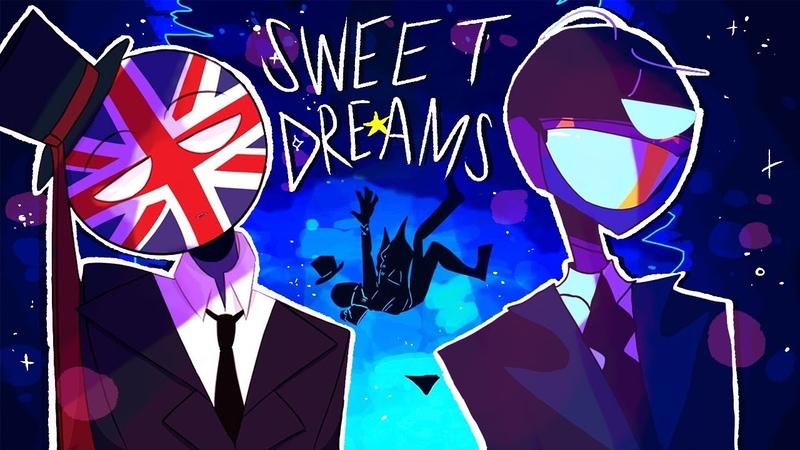 SWEET DREAMS MEME countryhumans collab w Nomrico