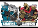 NHL 17-18. SC R2 G5. 04.05.2018. SJS - VGK Евроспорт