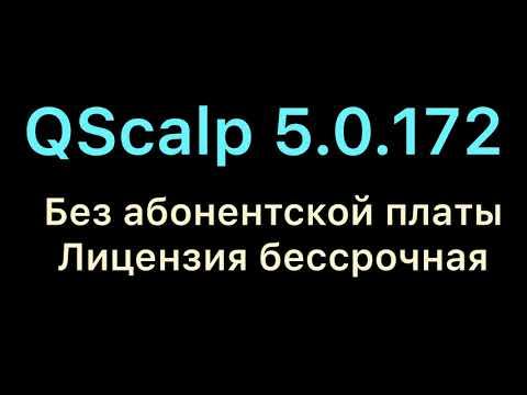 QScalp 5 0 172 без абонентской платы последняя версия