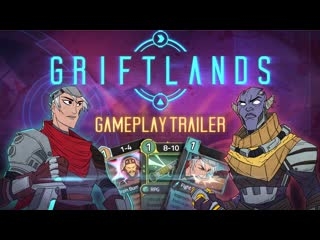 Griftlands - Early Access Gameplay Trailer
