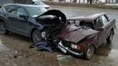 Крупное ДТП на улице Магистральной: столкнулись сразу 5 машин