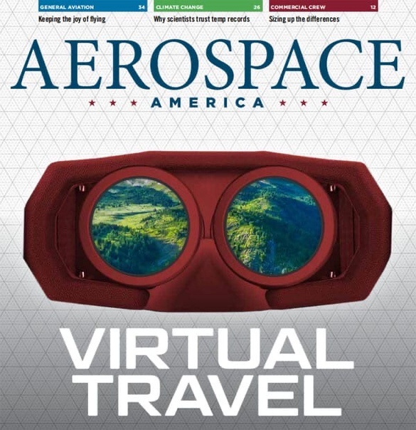 Aerospace America July August 2020