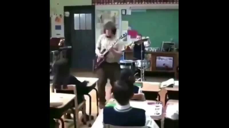 Урок музыки на который бы ходили и старшеклассники