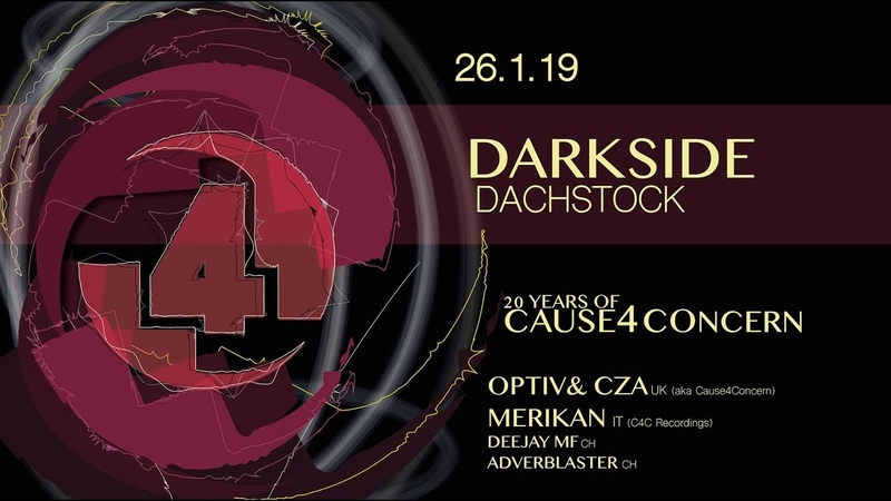 Optiv CZA Cause4Concern Live from the 20 Years of C4C Label Night