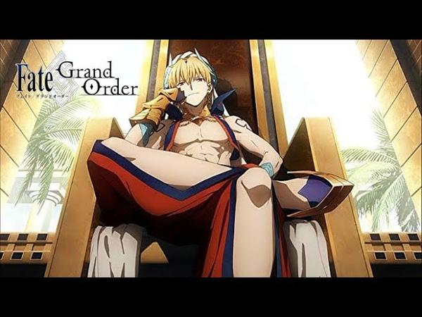 Fate Grand Order Zettai Majuu Sensen Babylonia OST Vol 1