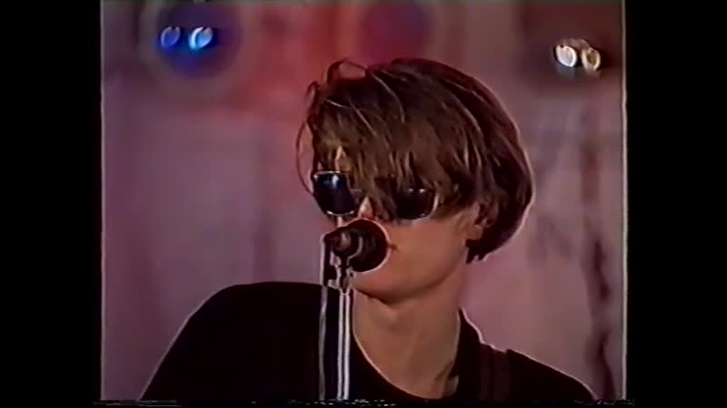 Петля Нестерова VIII фестиваль Лениградского Рок Клуба 1991