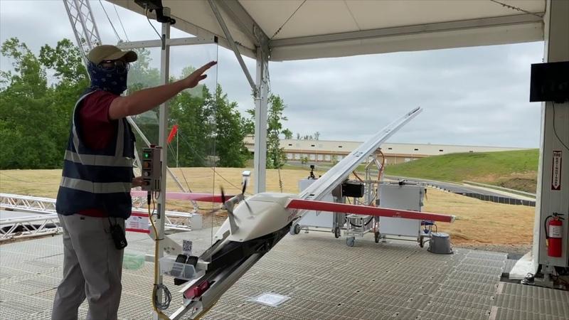 Zipline Tests Delivery Drones in North Carolina