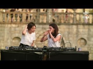 Nastia b2b Daria Kolosova (Live Pidhirtsi Castle 2020)