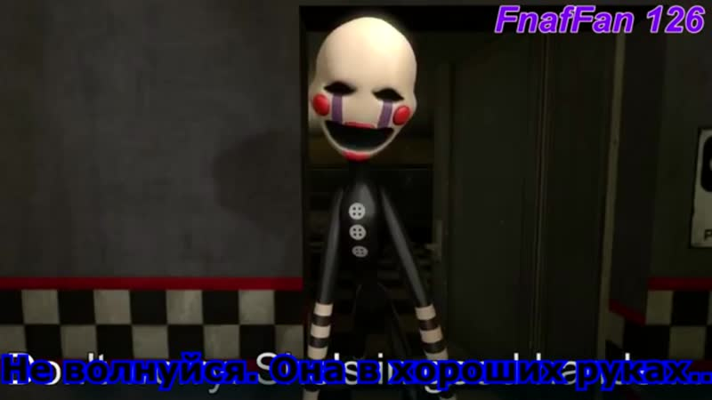 Five Nights At Freddys SFM Toy Chica or Mangle Part 3