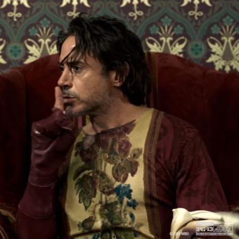 Шерлок Холмс 3 трейлер