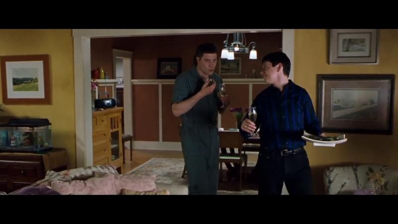 Можно покататься вокруг дома отрывок из фильма Взрыв из прошлого Blast from the Past 1998