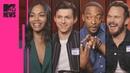 The 'Avengers: Infinity War' Cast Play Marvel Trivia   MTV News