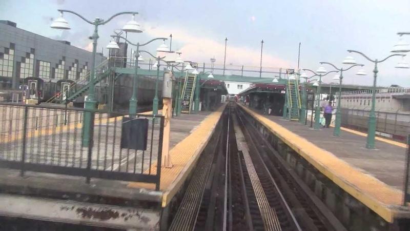 ᴴᴰ Low-V RFW Footage - 149th Street-East 180th Street