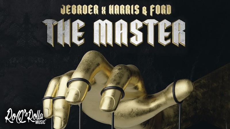 Jebroer x Harris Ford - The Master (Lyric Video)