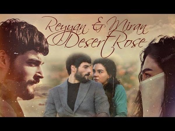 Reyyan Miran | ReyMir | Desert Rose (Hercai)