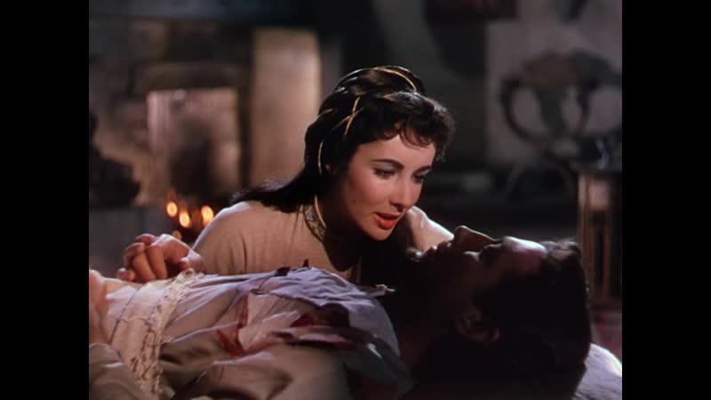 АЙВЕНГО 1952 драма исторический Ричард Торп 1080p