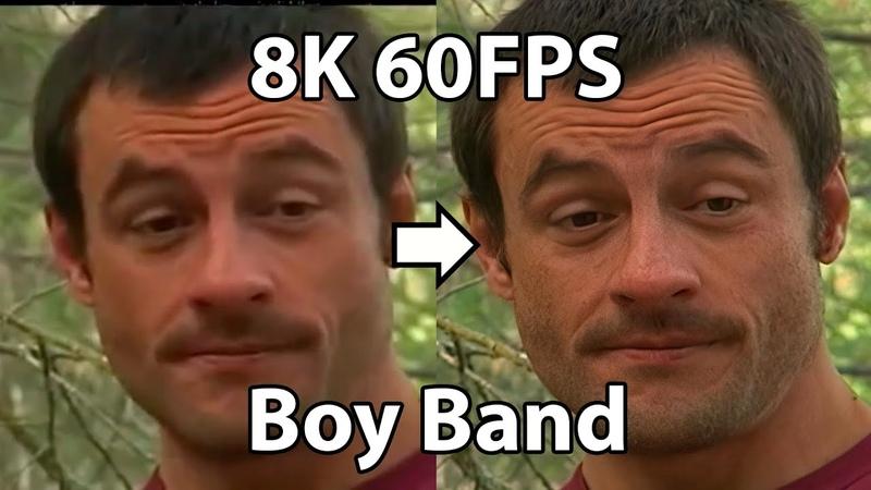 Oh shit I'm sorry но в 8K 60FPS