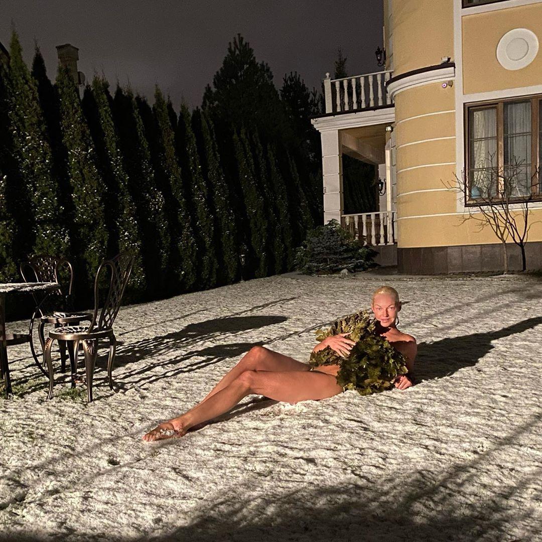Анастасия Волочкова Слитые Фото Вк