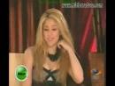 """Entrevista A Shakira En """"El Radar"""" (Parte 1)"""