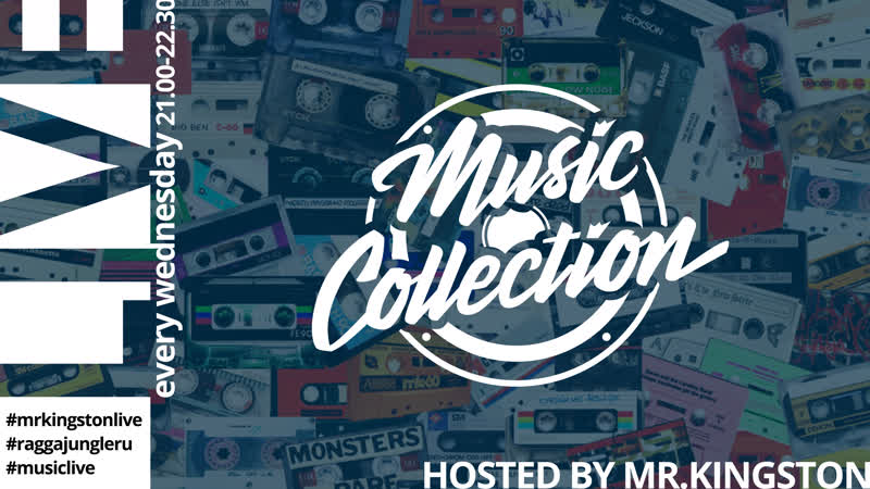 Mr.Kingston Live Stream | Music Collection | 16/01/2019 |