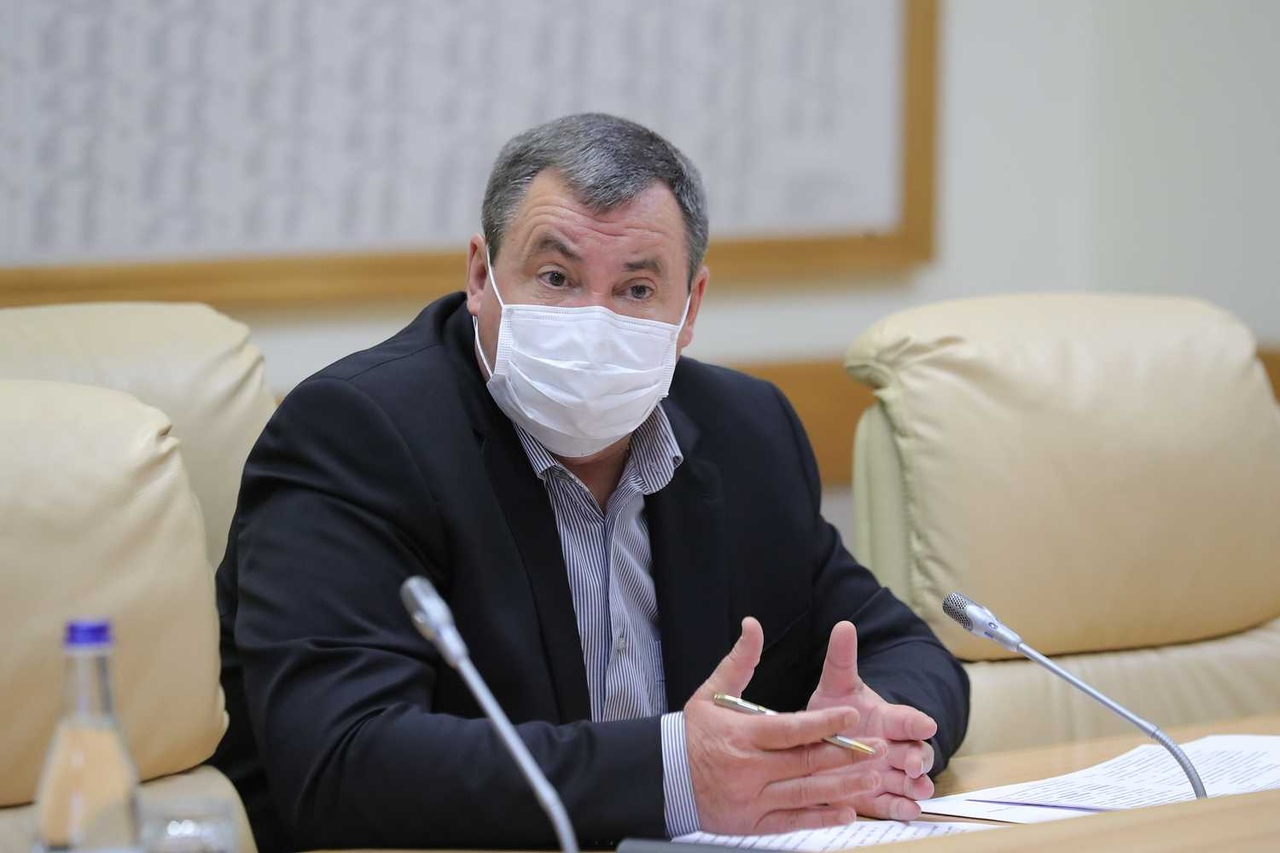 Губернатор Василий Голубев рассказал о плане поэтапного снятия ограничений в Ростовской области
