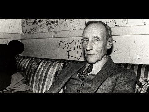 William S Burroughs lecture writing class June 25 1986 on paranormal synchronicity dreams