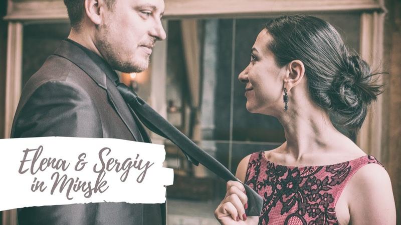 Elena Sergienko Sergiy Podbolotnyy 'Valsecito Amigo' by Anibal Troilo