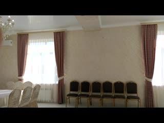 Кафе АКЖОЛ. Видеообзор банкетный зал и выездная регистрация