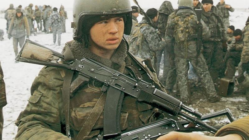 Бои за Комсомольское март 2000 Воспоминания участника штурма Вторая чеченская