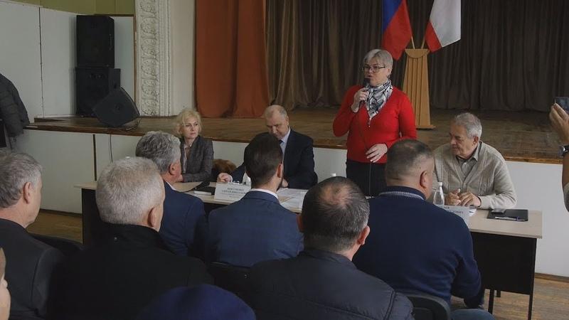 Горожан приглашают на заседание Совета территорий