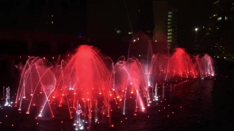 WaterGarden İstanbul - Show Havuzu Gösterisi 2. Bölüm