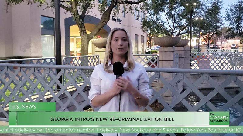 Georgia Intro's New Re Criminalization Bill and Oklahoma House Passes New Legislation