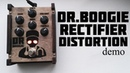 Dr.Boogie Rectifier Distortion demo